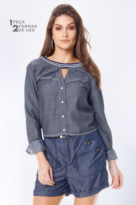 Camisa-Trendy-Listras