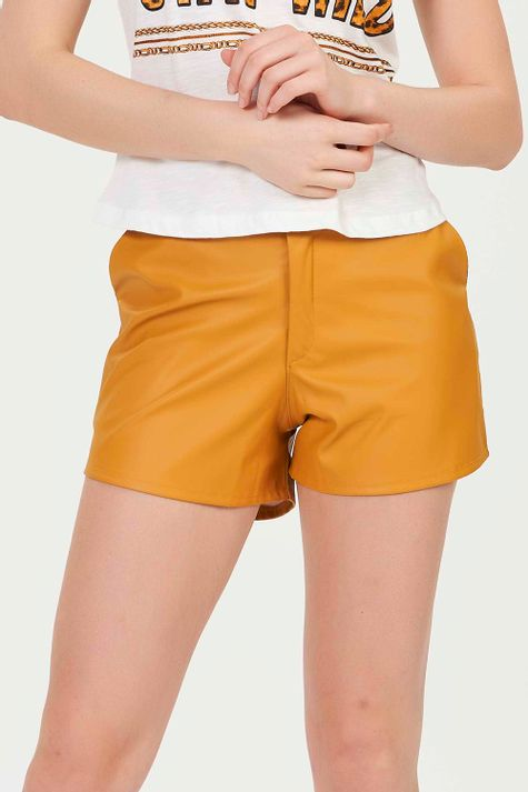 Shorts-Leather-Luxo