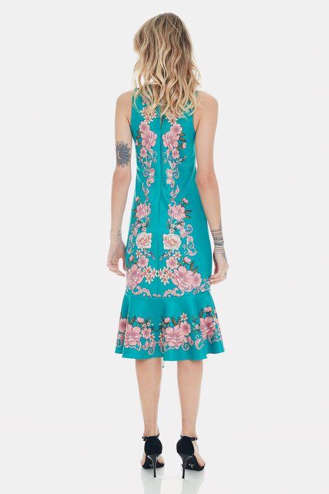 Vestido-Justo-Floral