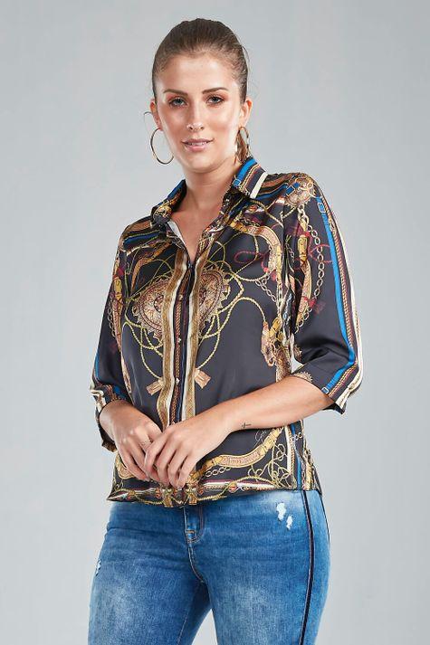 Camisa-Luxo-Navy