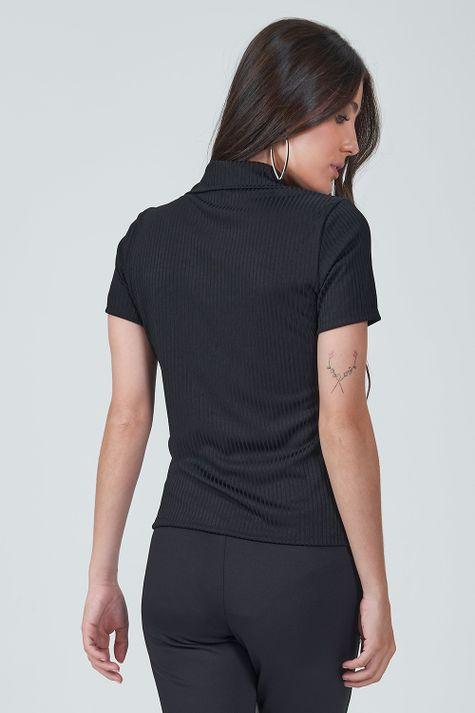 T-Shirt-Polo-Navy