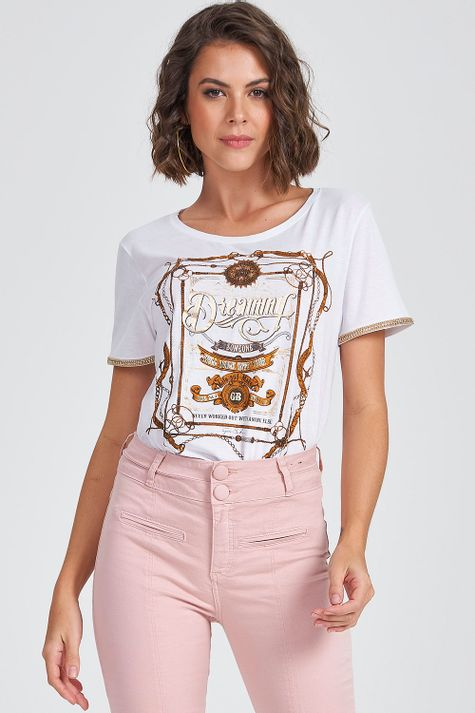 T-Shirt-Navy