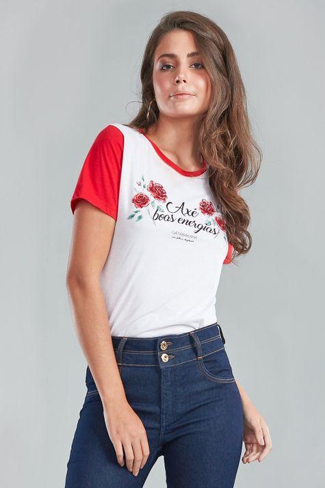 T-Shirt-Bloco-De-Cor