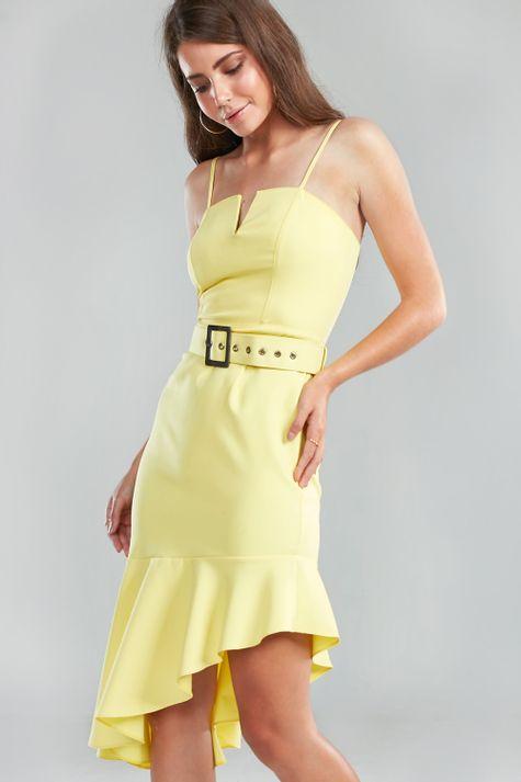 Vestido-Justo-Alfaiataria