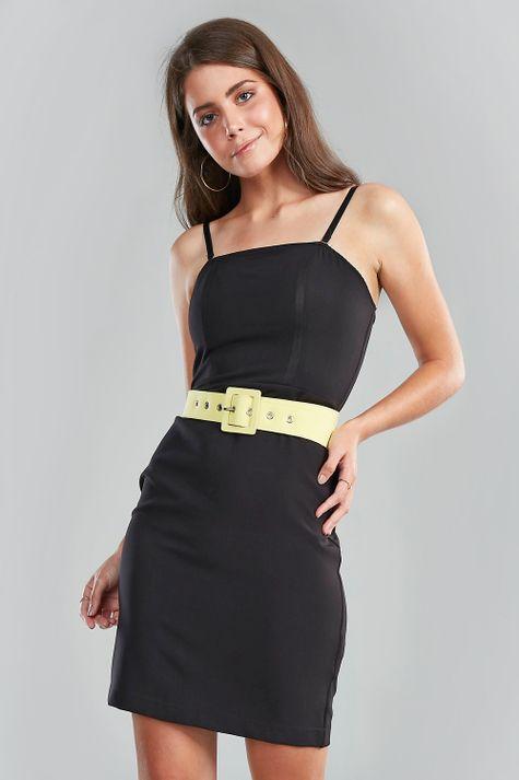 Vestido-Justo-Alfaiataria-Neon