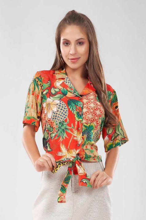 Camisa-Tropical