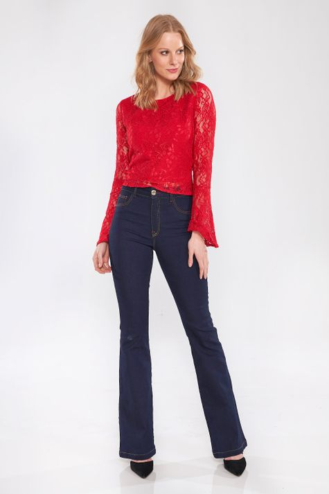 Flare-Angelina-25-Red