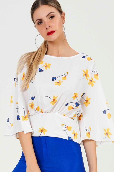 Blusa-Orquideas