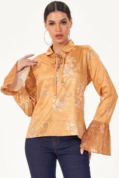 Camisa-Oriental
