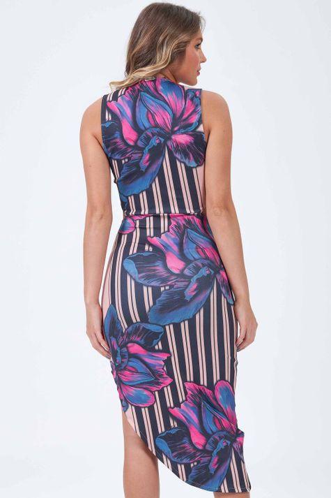 Vestido-Justo-Stripe-Glam