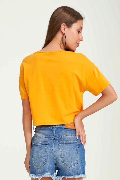 T-shirt-Curtinha