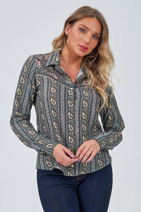Camisa-Cashmere