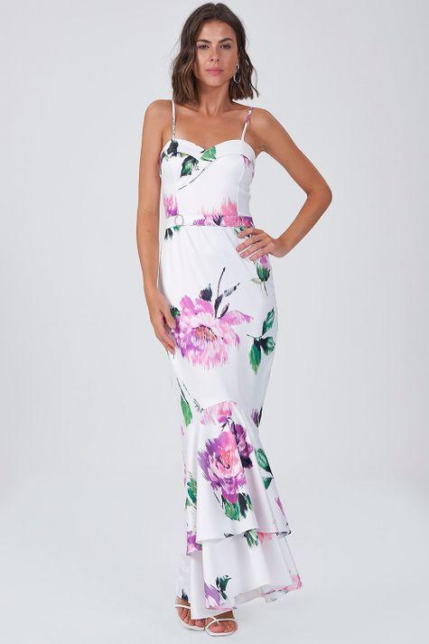 Vestido-Justo-Flowers