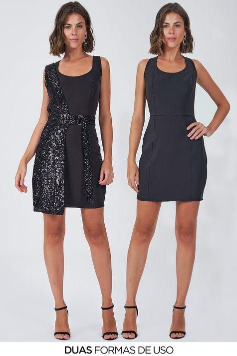 Vestido-Justo-Detalhe-Paete