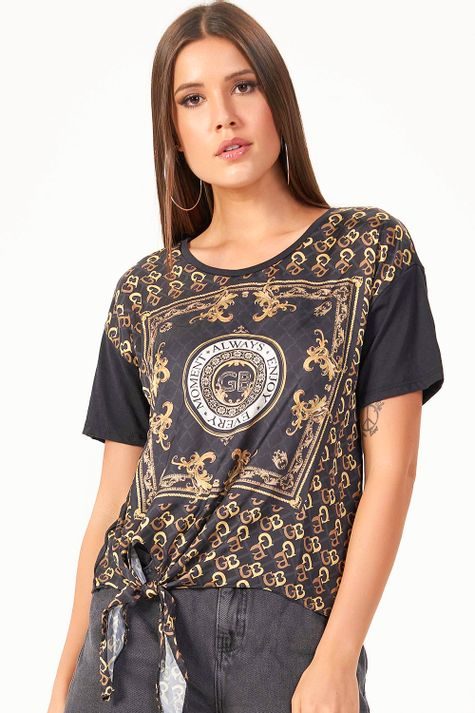 T-shirt-Logomania