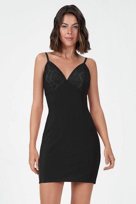 Vestido-Justo-Sexy