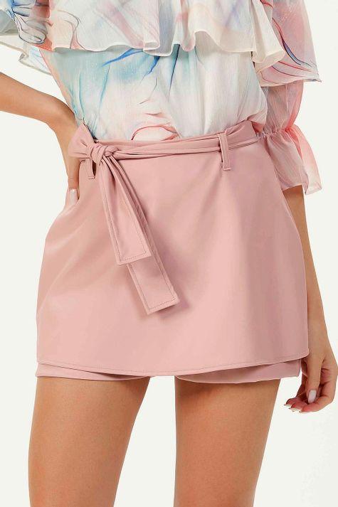 Shorts-Saia-Couro