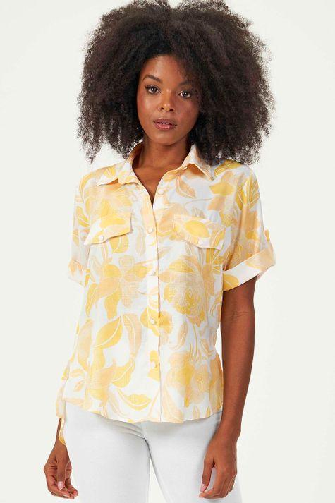 Camisa-Flor-De-Luz