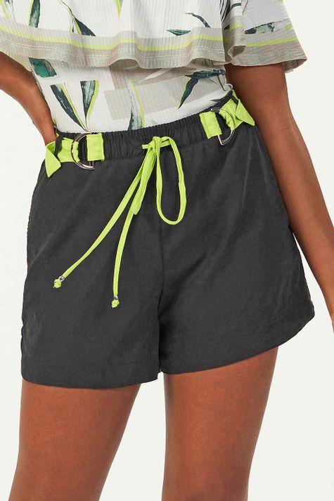 Shorts-Cupro
