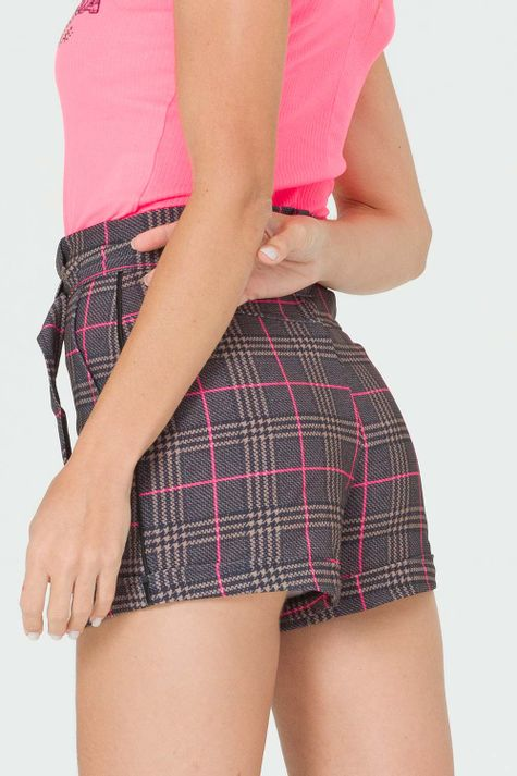 Shorts-Xadrez-Gata