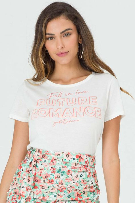 T-shirt-Future-Romance