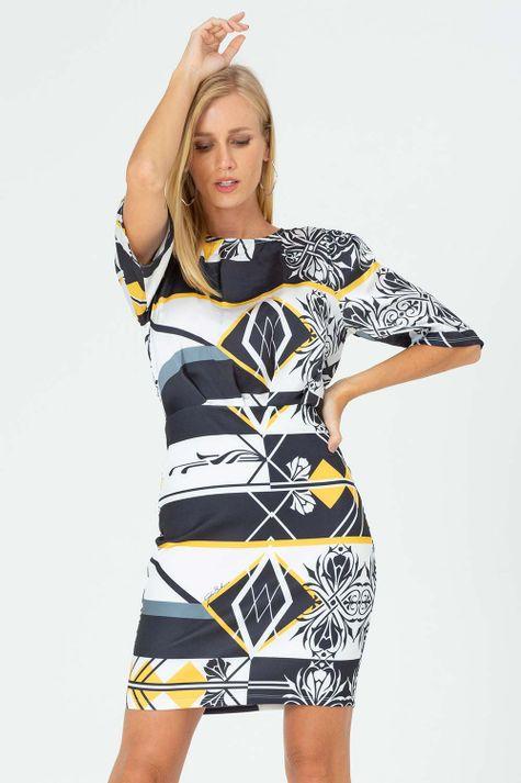 Vestido-Justo-Geometrico