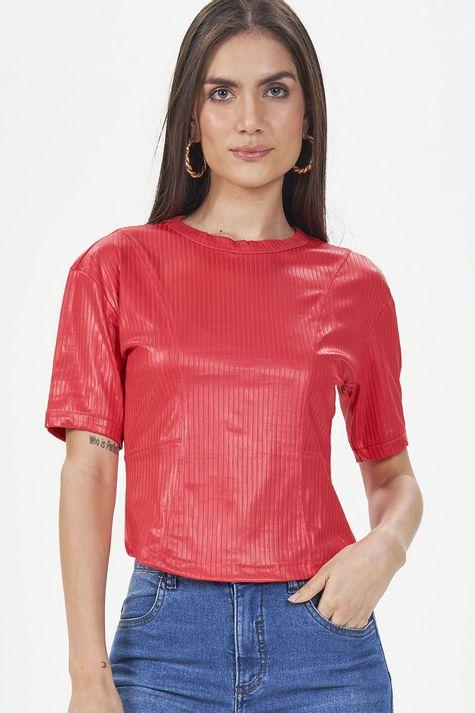 T-Shirt-Plicasse