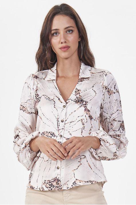 Camisa-Floral-Onca