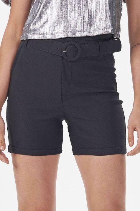 Shorts-Elastano