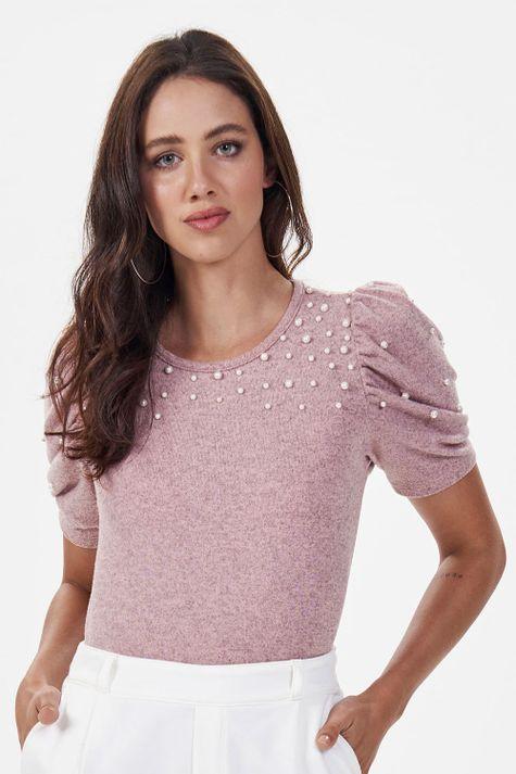 T-Shirt-Tricot