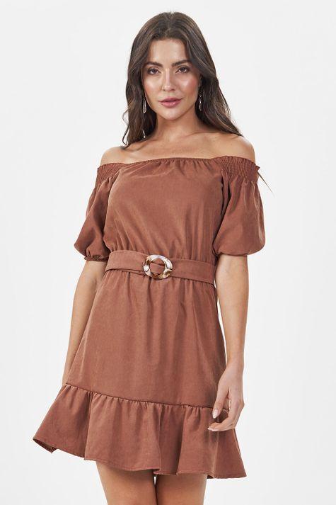 Vestido-Rustic