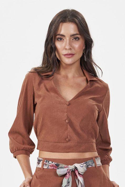 Cropped-Camisa