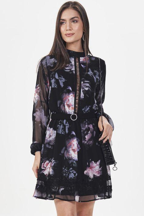 Vestido-Solto-Floral