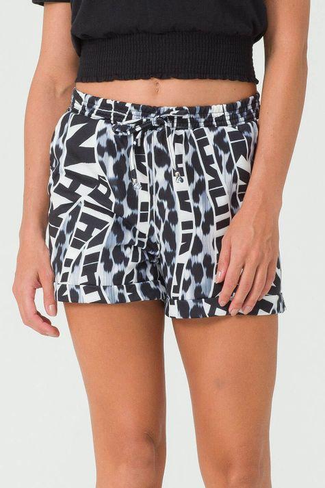 Shorts-Molicotton-Animal-Print
