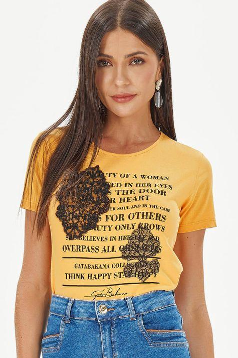 T-Shirt-Renda-Cool