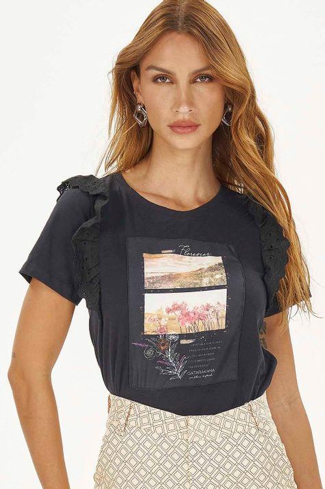 T-Shirt-Florescer