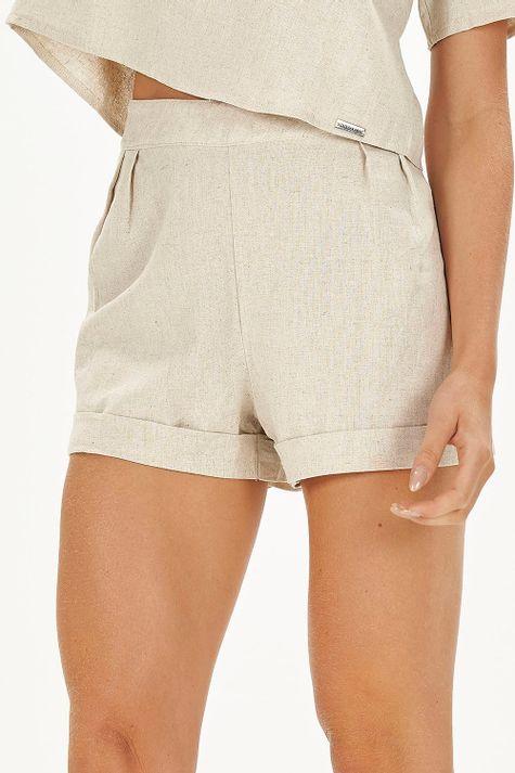 Shorts-Linho
