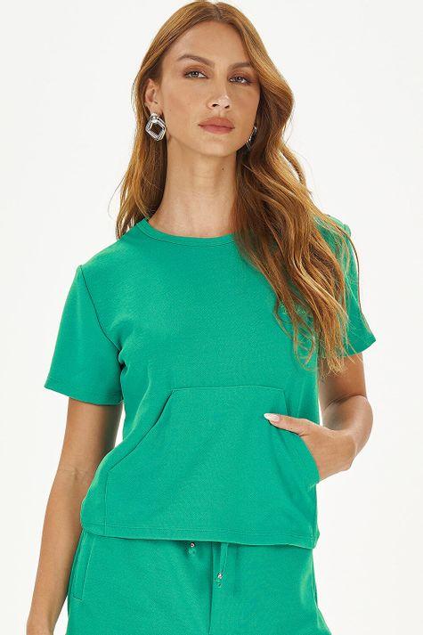 T-Shirt-Sport-Bolso