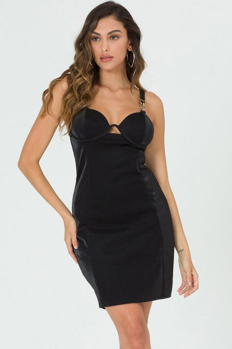 Vestido-Justo-Black