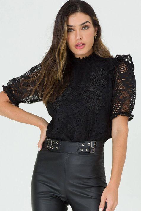 Blusa-Lace