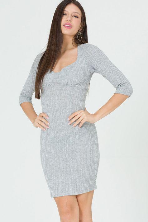 Vestido-Canelado-Justo
