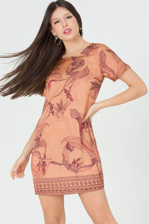 Vestido-T-Dress