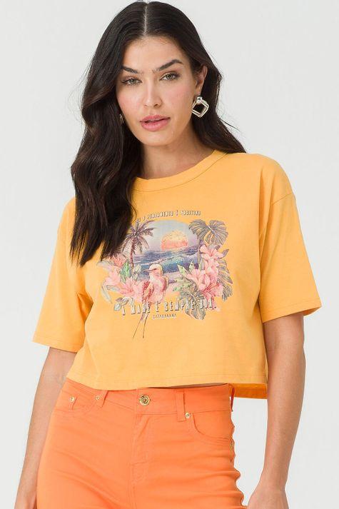 T-Shirt-Tropical