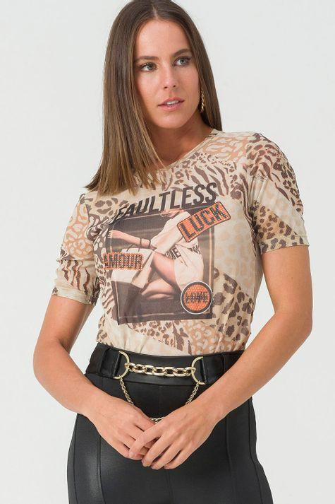 T-Shirt-Tule