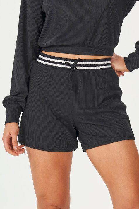 Shorts-Canelado