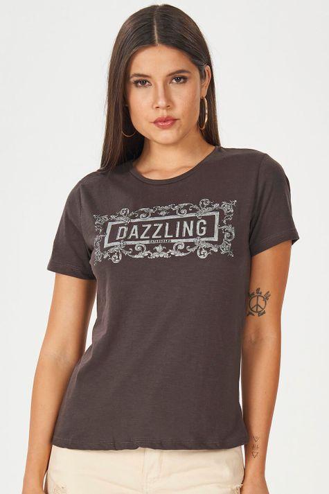 T-Shirt-Arabesco